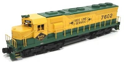 Williams Reading SD45 Powered Diesel Locomotive Engine 21710 O Scale Trains