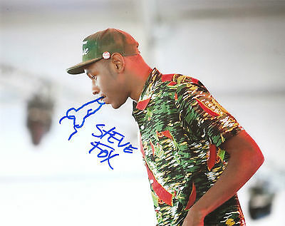 "Tyler the Creator Odd Future Supreme OFWGKTA  Signed Autographed 8x10"" Photo"