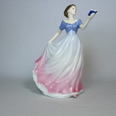 Royal Doulton Figurine Sweet Poetry HN4113 Mint Condition