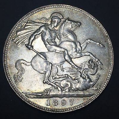 1897 LXI Crown