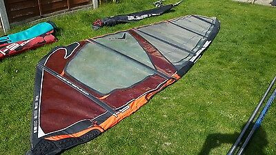 Windsurfing sail Severne S1 4.7