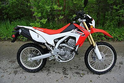2013 Honda CRF  Honda CRF250LF  Mint condition Only 668 Total Miles  $399 Shipping Available