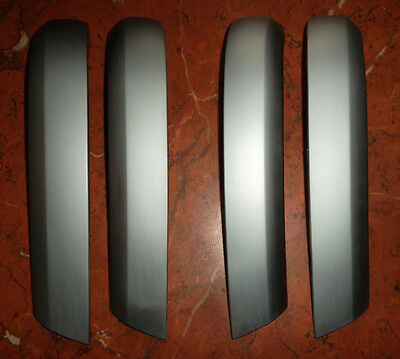 Genuine Ford Sx Sy Sz Territory Set Of Door Pull Trim Satin Inserts