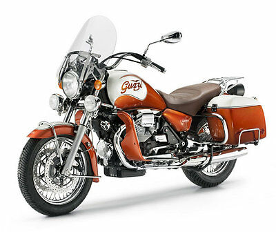 2012 Moto Guzzi California 90 Anniversary Numbered version #92