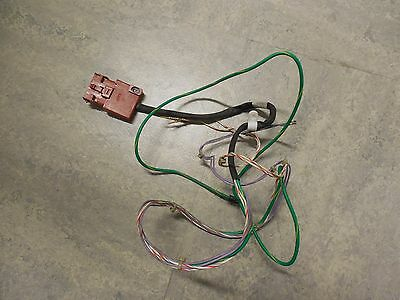 HP Agilent 5890 5971a 5972a MSD Transfer Line Heater Cable 05989-60074