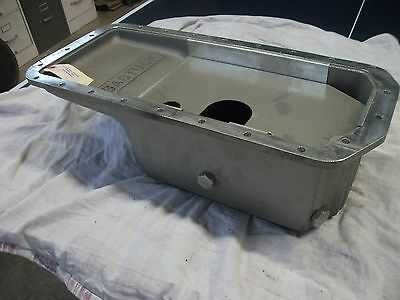 Brand New Finned Alloy Sump Oil Pan for a Triumph TR250 and TR6 Made in Germany