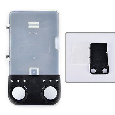 Easy Install Golf Scorecard Holder Scoreboard Score Card Board Transparent MDAU
