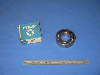 Roulement SKF  6205  ( 25x52x15 mm )