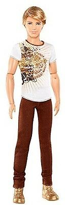 Barbie Fashionistas Ken Doll (Vhtf 2012 Edition) ... New And Sealed