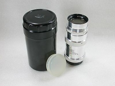 Jupiter - 11 Manual Focus 135mm F4 Lens, LTM, Leica/M39 Fit + Keeper No. 7502956