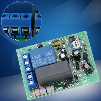 AC 220V-250V Adjustable Delay Time Turn OFF Relay Switch Timer Control Module