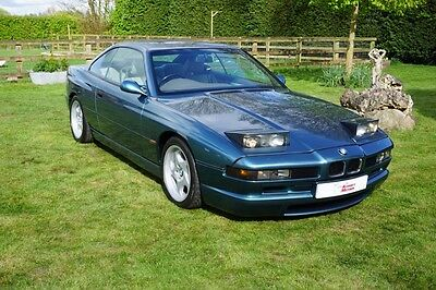 Bmw 8 Series 840Ci Sport - Private Reg No - Air Conditioning