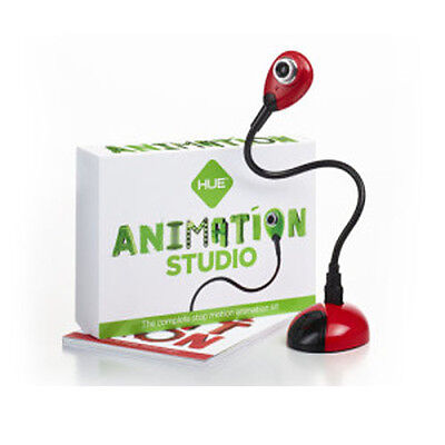 HUE Animation Studio in Red color. Price reduced!