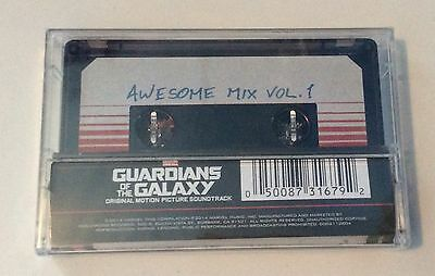 Guardians Of The Galaxy: Awesome Mix Vol. 1 [Cassette] New and Sealed Mixtape