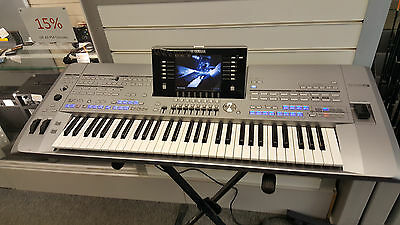 Yamaha Tyros 5 - 61 Digital Workstation