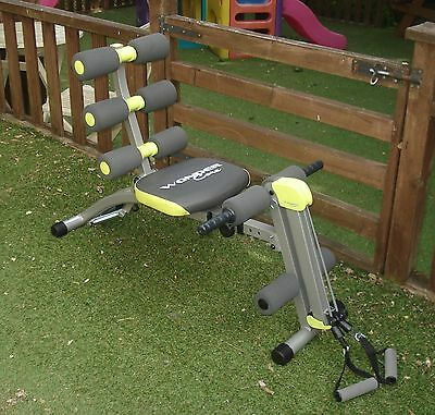 WonderCore 2 Wonder Core Home Gym Smart Total Body Exercise System Ab Toning