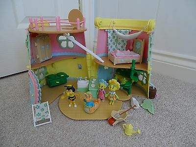 Fifi and the Flowertots Forget-Me-Not Deluxe Cottage Watering Can Playset