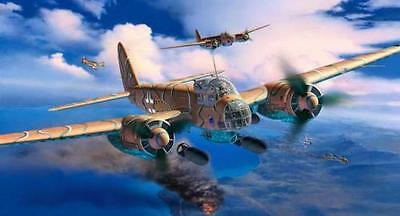 Revell Model #03988 1/32 Junkers Ju88 A-4 with Bombs