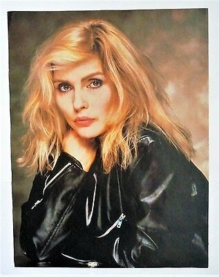 Blondie -   Debbie Harry Interviews 1986 / 1987