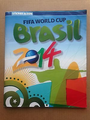 Album Fifa World Cup Brasil 2014 - COMPLETE
