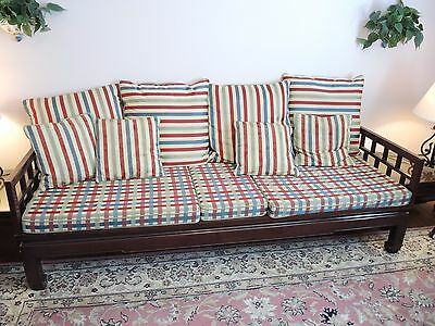 Rosewood opium bed and tables NEW LOWER PRICE