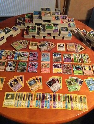 100 Pokemon Card Bundle Holos/rares And Much More! Best On Ebay!