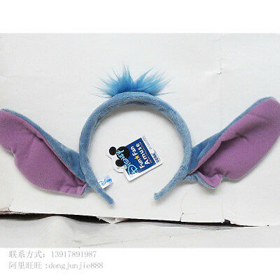 Disney Stitch Ears Headband Party Cosplay Gift Kids / Adult