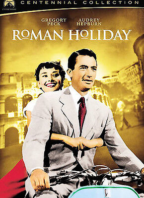 Roman Holiday - The Centennial Collection by Gregory Peck, Audrey Hepburn, Eddi