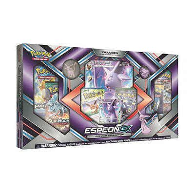 Pokemon TCG Espeon GX Premium Collection