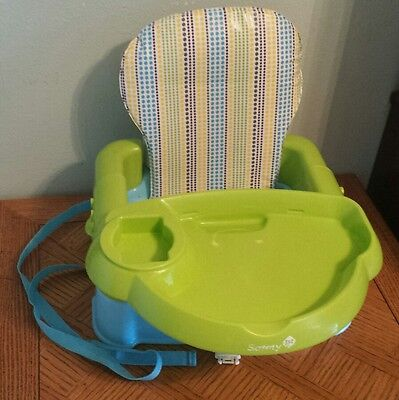 Safety 1st Baby deluxe sit, snack & go Convertible Seat tray food Unisex Green