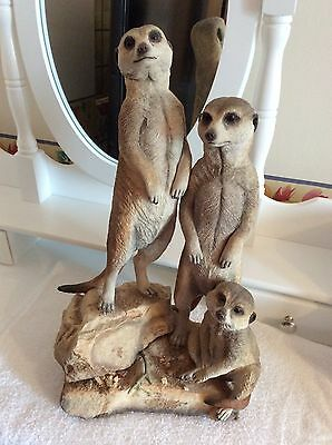 Country Artists Meerkats Ornament