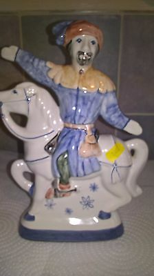 RYE POTTERY Chaucer's Canterbury Tales Hand Painted Figurine THE  HOST