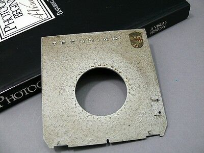 Linhof Technika Lens Board for Large Format Press View Camera Offset Copal 1