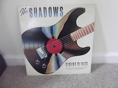 The Shadows , The String Of Hits Vinyl/LP Record