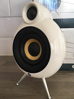 Scandyna Micropod SE Main / Stereo Speakers - Pair In White