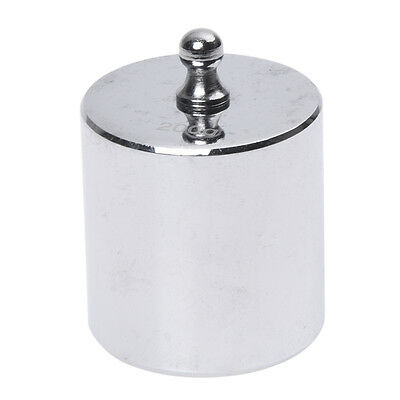200 g Chrome Scale Calibration Weight D2F4