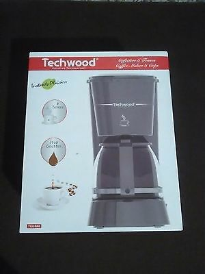 cafetiere techwood
