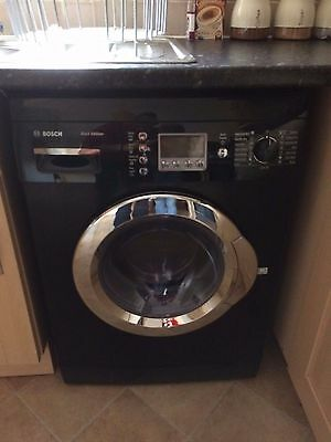 Bosch Black Edition Washer Drier ( Approx 3 Years Old)