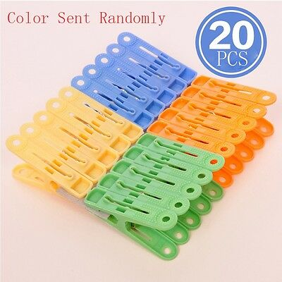 Clothespin Clothes Pegs Home Windproof Quilt Clip Hanging Clips Clothes Clip