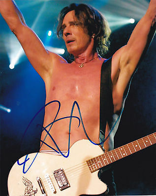"RICK SPRINGFIELD Signed Autographed 8x10"" Photo 048"