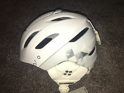 Salomon Ski Helmet Idol White