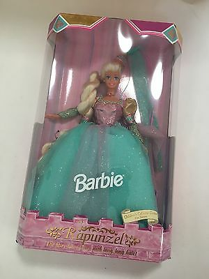 Barbie as Rapunzel Doll Children's Collector Series First Edition
