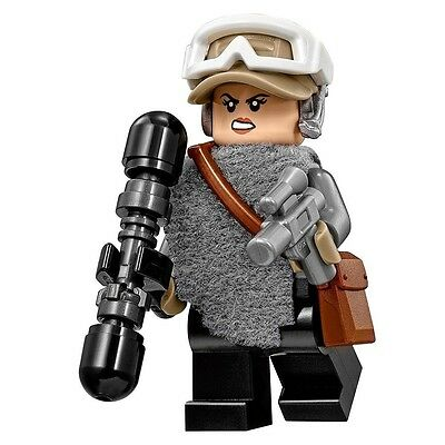 Lego Star Wars - Jyn Erso mini figure - from set 75155 - genuine Lego