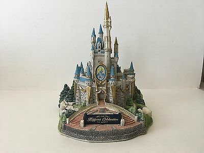Disney World Cinderella Castle by Lilliput Lane..Limited Edition of 500 pieces