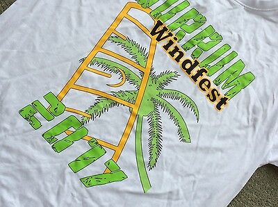 Windsurfing event T -SHIRT new SIZE L  M or XXL