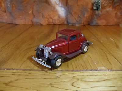 Yatming 32 Ford Coupe Die Cast Model