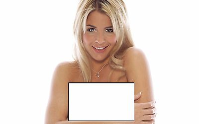Gemma, Atkinson     Autographed A4 210 × 297mm Photo 046