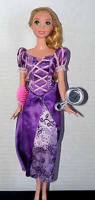 Disney Tangled Rapunzel Doll with accessories