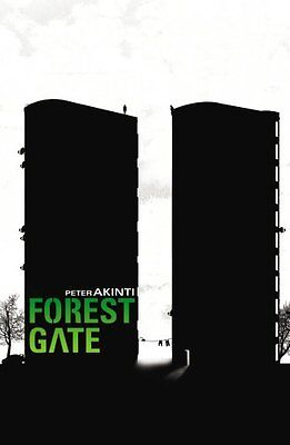 Forest Gate, Akinti, Peter Paperback Book The Cheap Fast Free Post