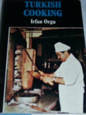 Turkish Cooking by Orga, Irfan Hardback Book The Cheap Fast Free Post